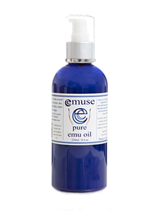 Emuse 100% pure Emoe Olie 250ml