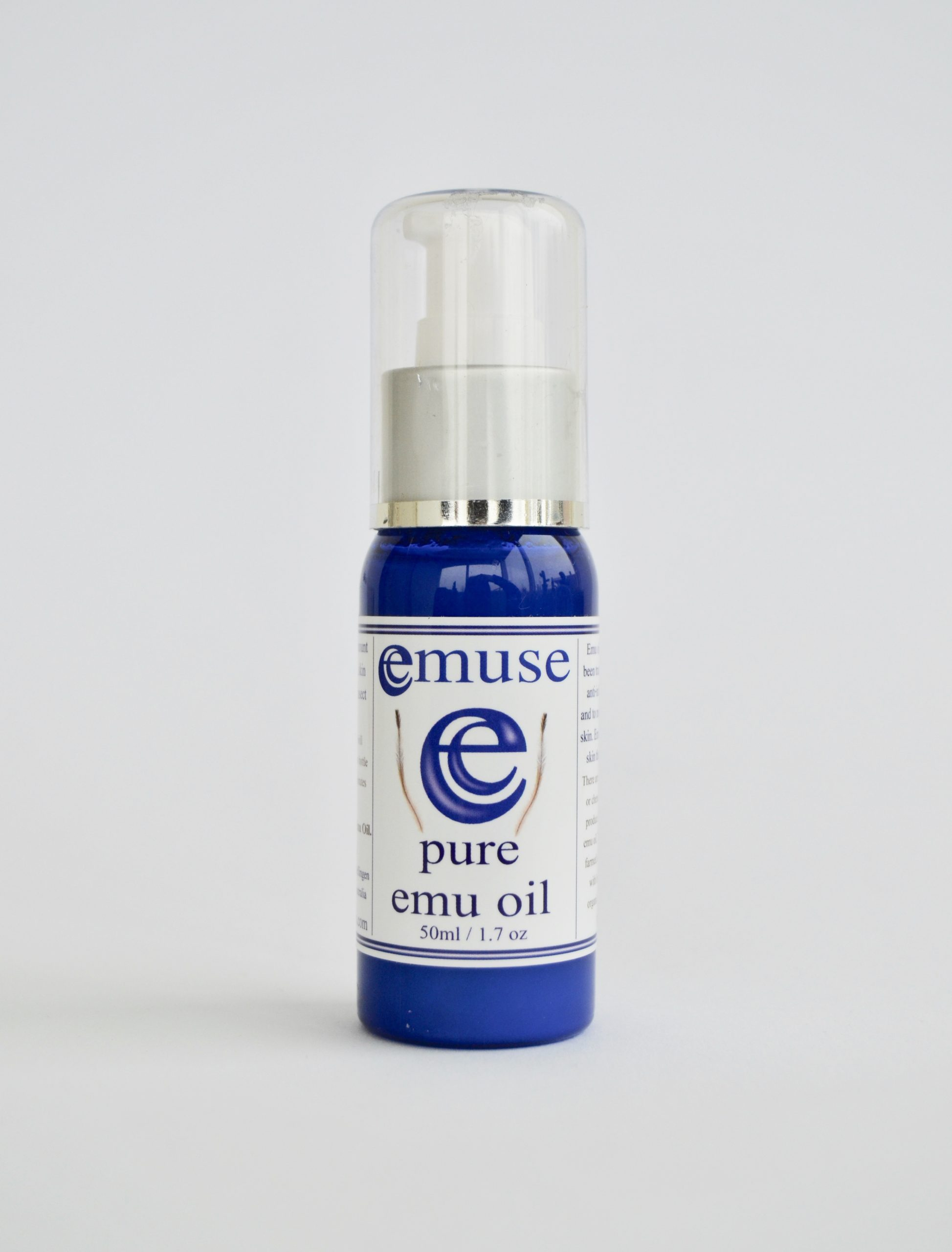 Emuse 100% pure Emoe Olie 50ml