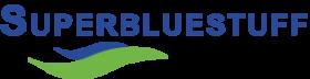 Super Blue Stuff logo