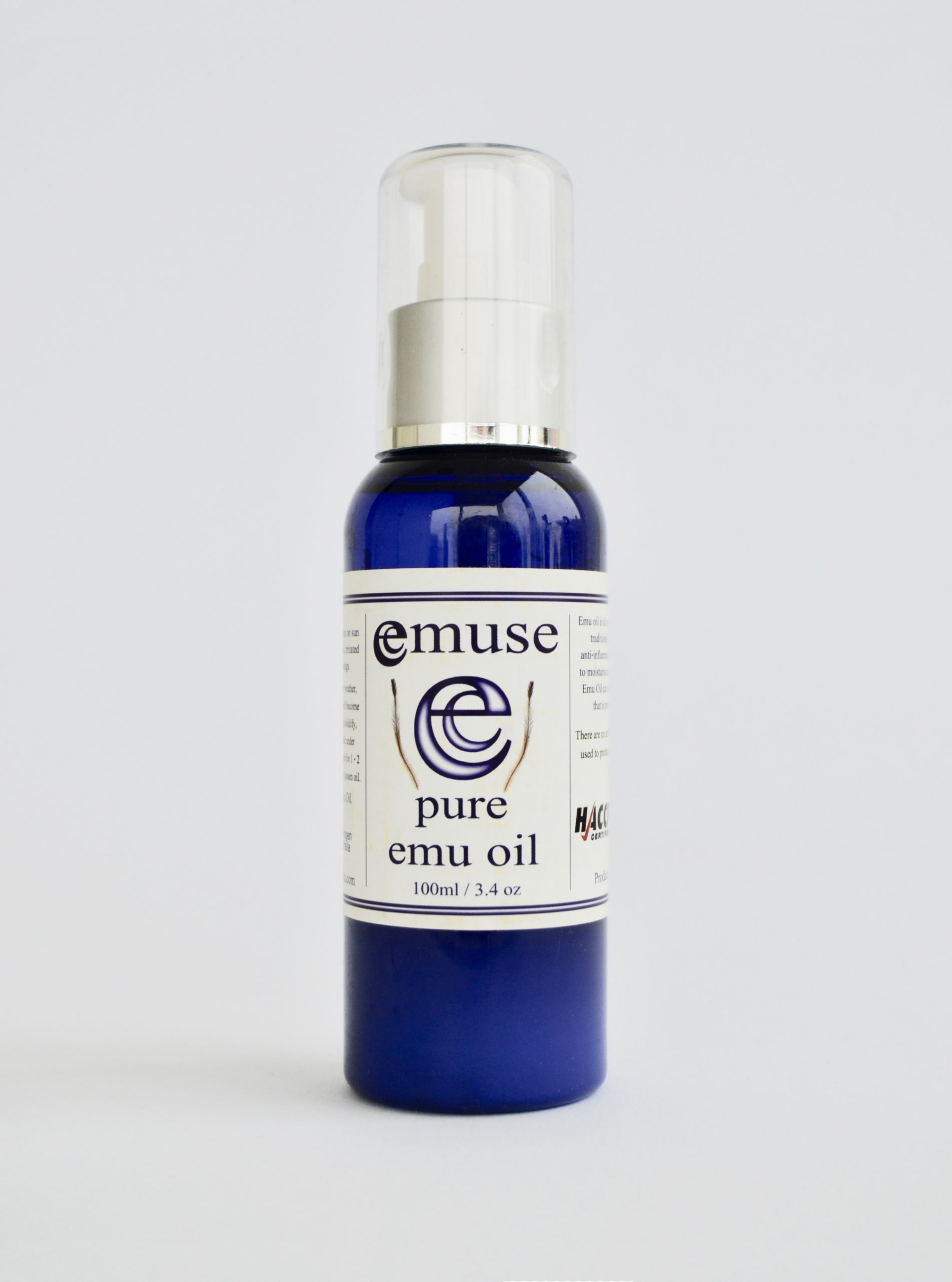 Emuse 100% pure Emoe Olie 100ml